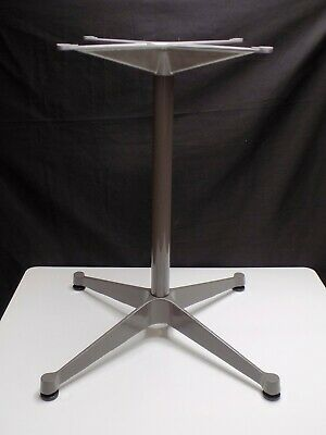 Herman Miller CHARLES EAMES Contract Group Bistro Breakfast Nook Task Table Base
