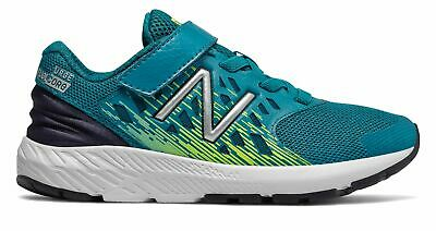New Balance Kid's FuelCore Urge Little Kids Male Shoes Blue with Green