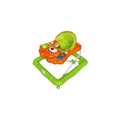 Bebe style Deluxe Baby Walker With Toy Tray + Music And  Activities