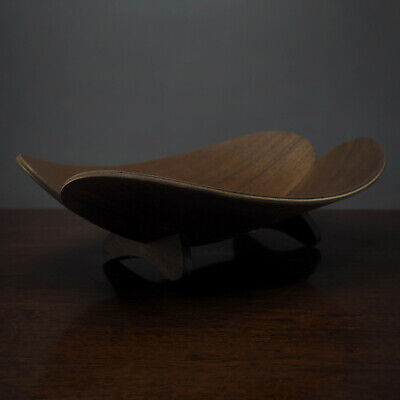 Danish Modern Teak Wood Fruit Bowl Basket. Mid Century vintage. 60s.