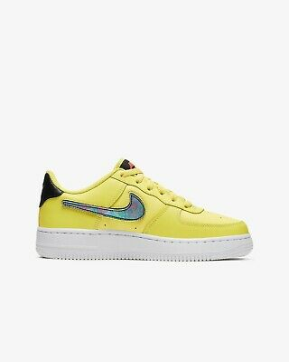 BNIB Nike AF1 Air Force 1 LV8 3 (GS) Leather UK 5.5 100% AUTHENTIC AR7446 700