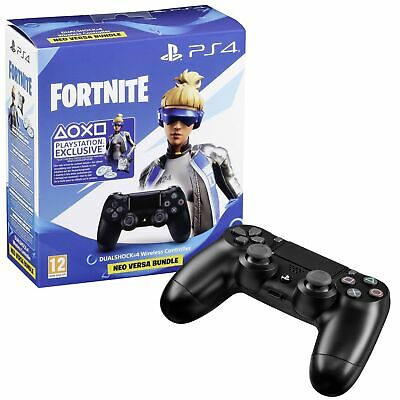 Gamepad Sony Playstation PS4 Controller V.2 Fortnite Neo Versa black