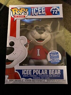 Funko Pop! Icee Polar Bear Ad Icons Cyber Monday Bundle Exclusive Holiday Shop