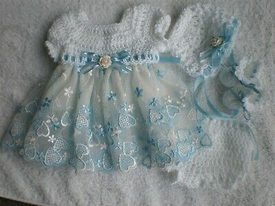 Pretty Outfit  For 10 Inch Mini Reborn / Polymer Clay  Dolls