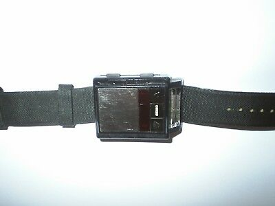 Super Rare Seiko Frequency Drum Machine Lcd/Led Watch