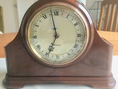 Vintage Rotherhams Of Coventry Mantel Clock - Working Order