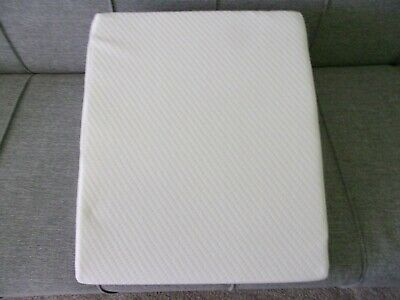 Memory Foam Wedge Pillow  Size 51 x 46 x 20 cm