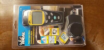 Ideal Digital Light Meter