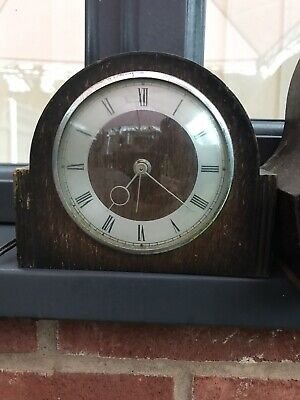 3x Old Clocks Parts Not Working