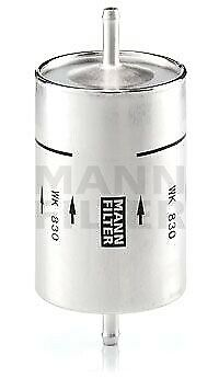 MANN-FILTER WK 830 Fuel Filter all01e04 OE REPLACEMENT TOP QUALITY