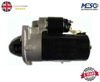 Fits DEUTZ-FAHR D7807 Starter Motor 1980-1984 20312UK