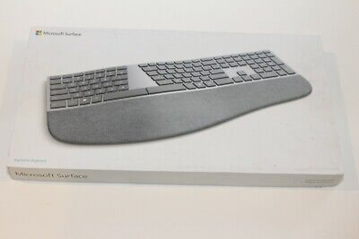 Microsoft Surface Ergonomic Wireless Keyboard 3RA-00022 OPEN BOX