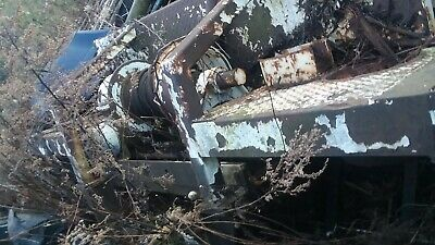 Tulsa Winch 23,000lb,  #23L  winch & mount       ***   PICK UP ONLY**