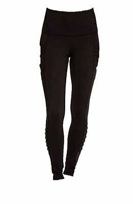 NEW $250 The North Face Women's Black Stretch High-Rise Tight Leggings Size XS