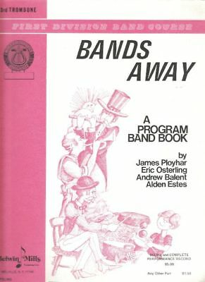 Bands Away, 3rd Trombone, First Division Band Course
