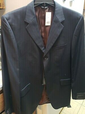 Banana Republic Modern Suit Series Blazer 44L Retail $475