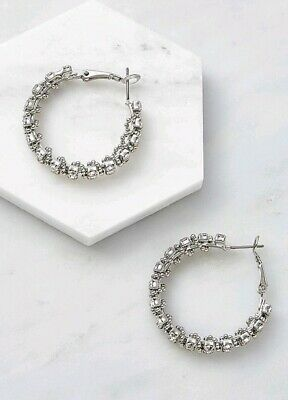 Urban Outfitters 2 x Silver Delicate Cuff Bracelet Pack Set BNWT RRP £10 Small