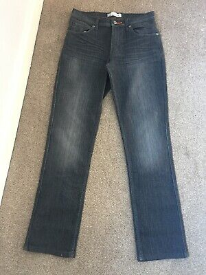 BNWOT boys Lee Skinny Jeans Age 16 Grey 102cm Long  Stretch