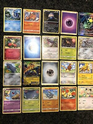 Pokemon cards bundle x20 Guaranteed GX And Mega Ex And 3 Energy Cards.