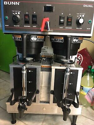 Bunn Dual Coffee Brewer**PICK-UP ONLY**