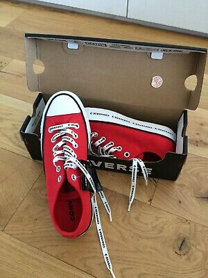 Converse Red Size 5 New