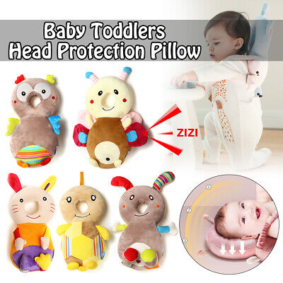 Baby Toddler Kids Head Cushion Protection Pillow Safety Pad for Crawling Walking