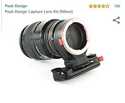 Peak Design Capture Lens Nikon F Mount