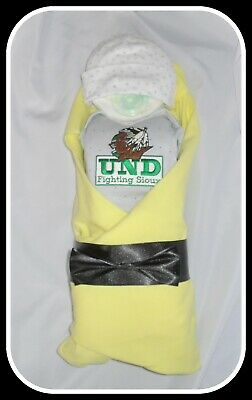 RARE- Neutral Fighting Sioux Themed Diaper Cake Baby-Gorgeous Centerpiece/Gift