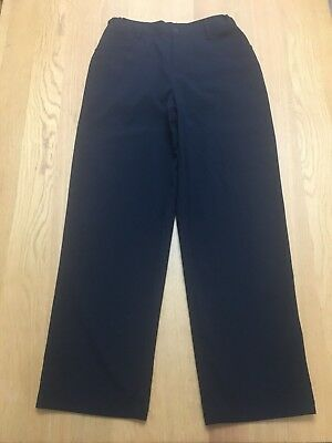 Marks and Spencer Blue Trousers AGE 13