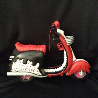 Monster High Rare 2011 Scooter Bike