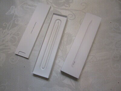 Apple MU8F2AM/A Pencil (2nd Gen) iPad Stylus, Brand New in box - White