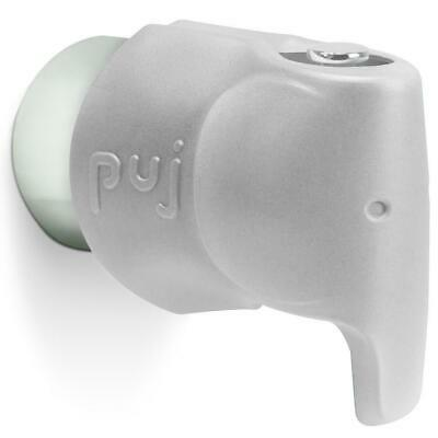 Puj Snug Spout Cover in Grey Baby Toddler Bath Time Toy Soft