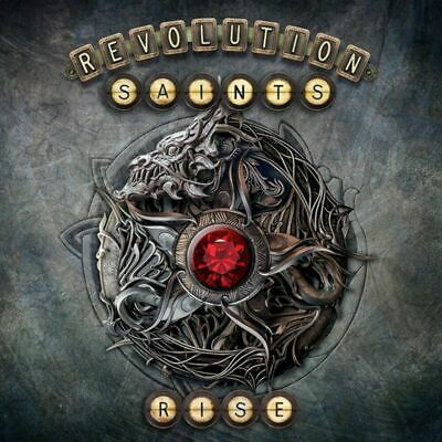 Revolution Saints - Rise - CD - New