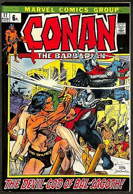 Conan the Barbarian #17 VFN+