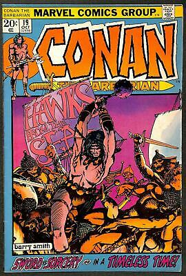 Conan the Barbarian #19 VFN-