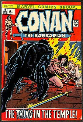 Conan the Barbarian #18 VFN-