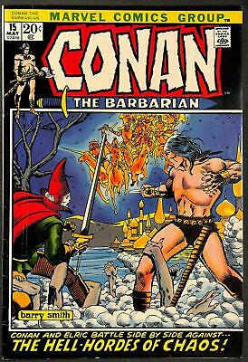 Conan the Barbarian #15 VFN-