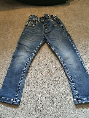 Boys Next Blue Jeans Age 3-4 Years smoke free home excellent condition