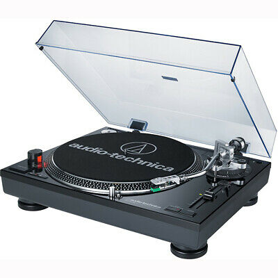 Audio-Technica ATLP120USB Professional Stereo Turntable w/ USB LP to DIG