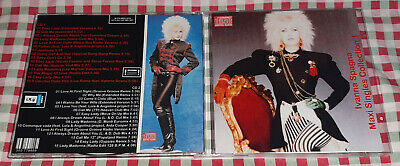 SPAGNA (Ivana Spagna) - Maxi Singles Collection 1 (2 CDs) Fan Edition 30 TRACKS