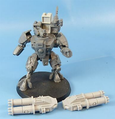 Tau Empire - XV9 ? Battlesuit with Burst Cannon - Warhammer