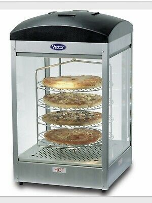 Victor Pizza/Pie Heated Display