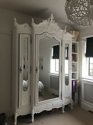 Original French Armoire
