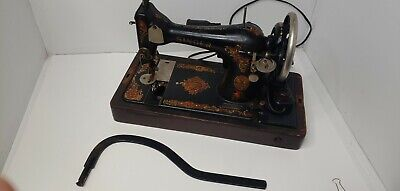 Singer Sewing Machine 1924 G0904694 Brentwood Case RARE Works Perfectly AMAZING
