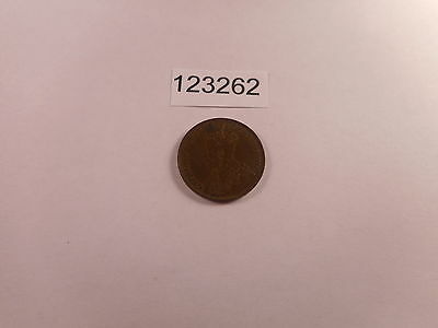 Very Nice Higher Grade 1918 Canada Large Cent - # 123262
