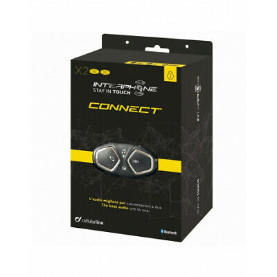 Intercom CELLULARLINE CONNECT - Twin Pack