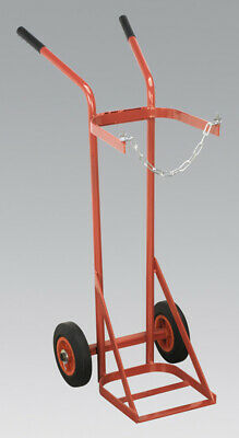 Sealey ST28S Saldatura Bottiglia Trolley - 1 Bottiglia