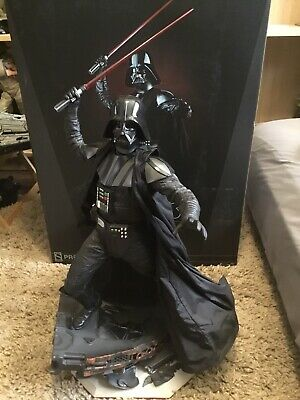 Sideshow Collectibles Star Wars Darth Vader Rage Of The Sith Premium Format