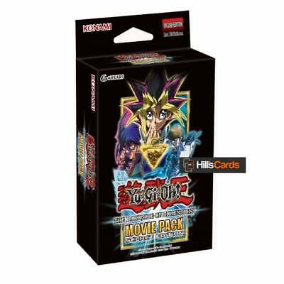 YuGiOh The Dark Side of Dimensions Movie Pack Secret Edition | Booster Pack Box