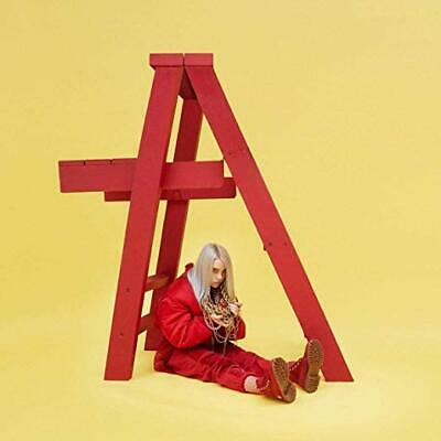 Billie Eilish - dont smile at me - ID3z - COMPACT DISC - New